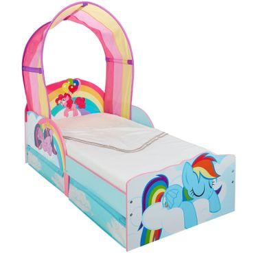 My Little Pony Qualitäts Kinderbett Bett Kinderzimmer Einhorn Mädchenbett 509MLN