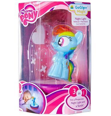 My Little Pony Nachtlicht Projektor Lampe 3 in 1 Nachtlampe Spielzeug 278MPY