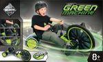 Huffy Green Mashine Drift GoKart Dreirad Fahrrad Tretauto Kinder Rad Car Trike 001