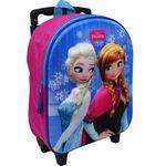 Disney Frozen Trolley Rucksack Kindertrolley Koffer Mädchen Eiskönigin Elsa 8637 001