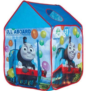 Zelt Spielzelt Kinder Spielhaus Pop up Kinderzelt Thomas die Lokomotive 156TMM