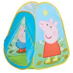 Peppa Wutz Pig Zelt Spielzelt Kinder Spielhaus Kinderzelt Pop up Peppawutz 169PE 001