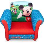 Disney Mickey Mouse Sessel Sofa Kindersitz Kindersofa Kindersessel kinder seßel 001