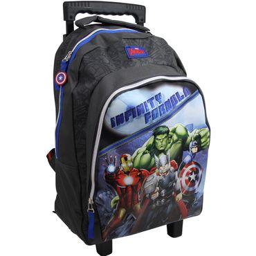 Marvel Avengers Trolley XXL Koffer Kinderkoffer Rucksack Reisekoffer Tasche groß