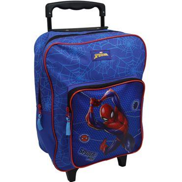 Marvel Spiderman Trolley Koffer Kinderkoffer Rucksack Handgepäck Kindertrolley