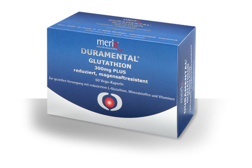 DURAMENTAL® GLUTATHION 300mg PLUS