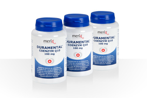 DURAMENTAL® COENZYM Q10 100mg - Subscription 3-pack