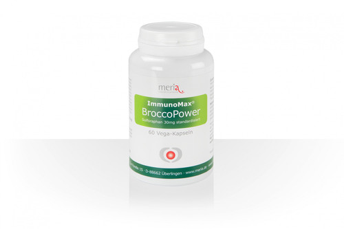 ImmunoMax® BroccoPower 560mg