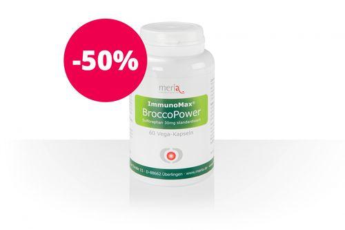 ImmunoMax® BroccoPower 560mg – Bild 2