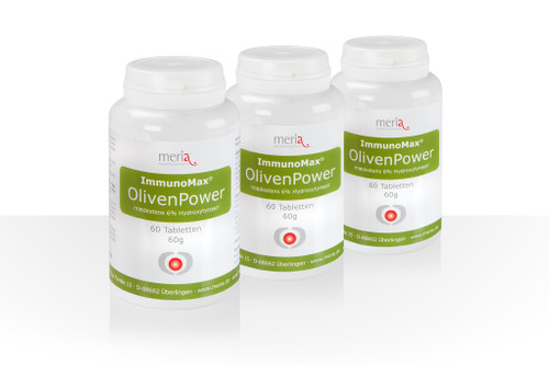 ImmunoMax® OlivenPower - Subscription 3-pack