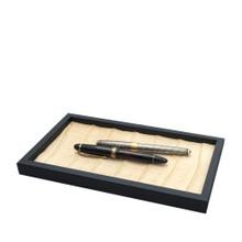 ELLIS Tablett 25x14x2 cm, Kaiman Natur