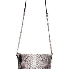 EMELY Crossover Bag Python Natur
