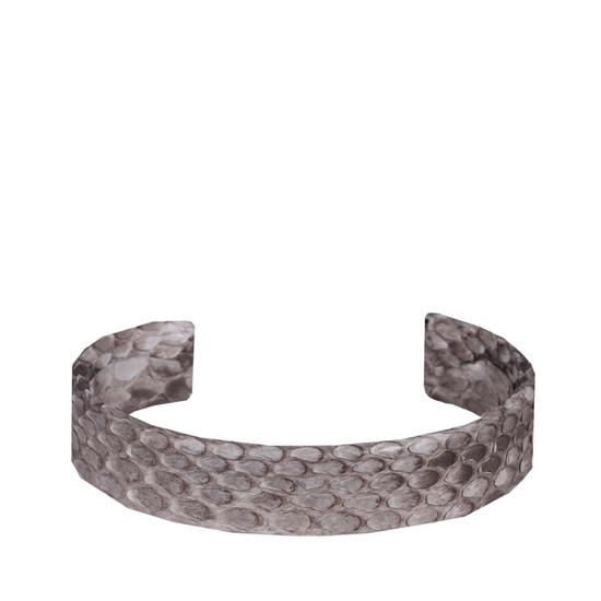 SARAH Small Henkeltasche echte Python