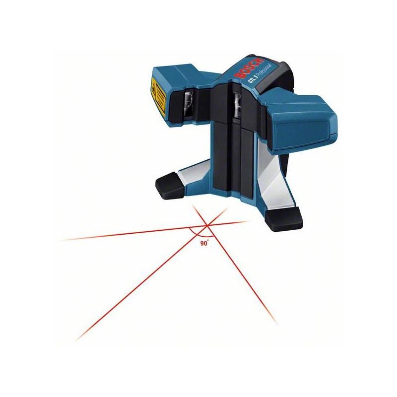 BOSCH GTL 3:   Laser carreleur GTL 3 Professional