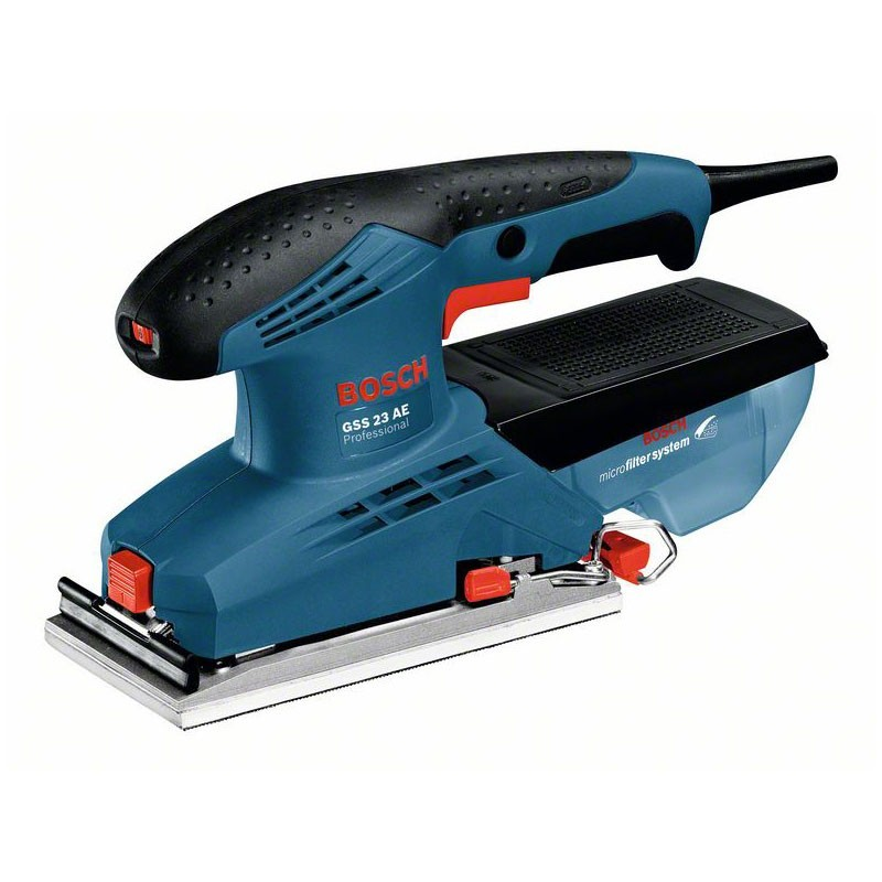BOSCH GSS 23 AE:   Ponceuse vibrante GSS 23 AE