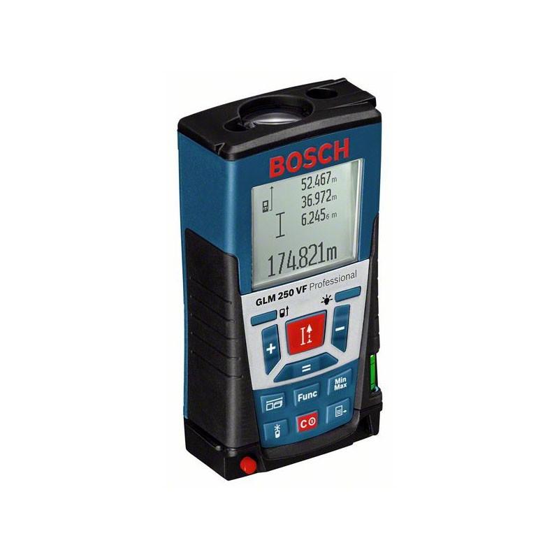BOSCH GLM 250 VF:   Telemetre laser GLM 250 VF Professional