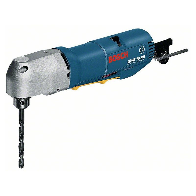 BOSCH GWB 10 RE:   Perceuse d'angle GWB 10 RE