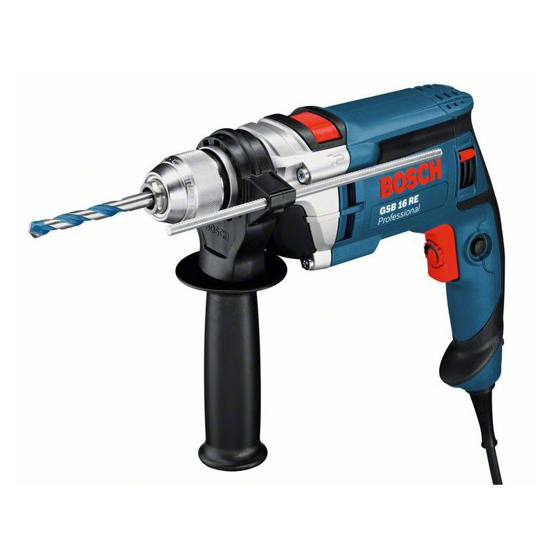 BOSCH GSB 16 RE:   Perceuse a percussion GSB 16 RE