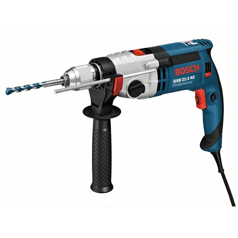BOSCH GSB 21-2 RE:   Perceuse a percussion GSB 21-2 RE