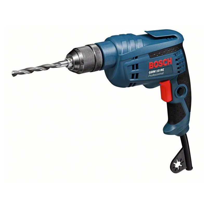 BOSCH GBM 10 RE:   Perceuse GBM 10 RE