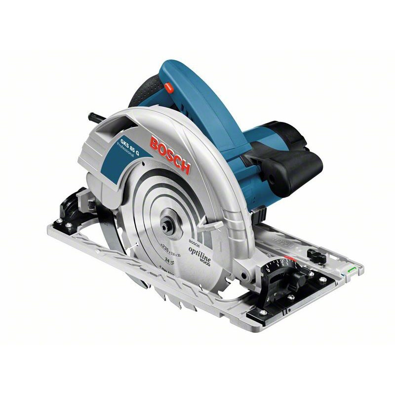 BOSCH GKS 85 G:   Scie circulaire GKS 85 G ( L-BOXX )
