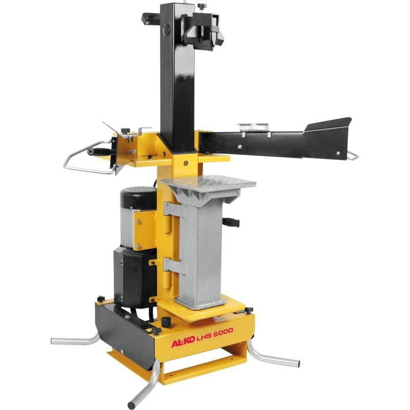 Fendeuse de bûches verticale électrique ALKO LHS 6000