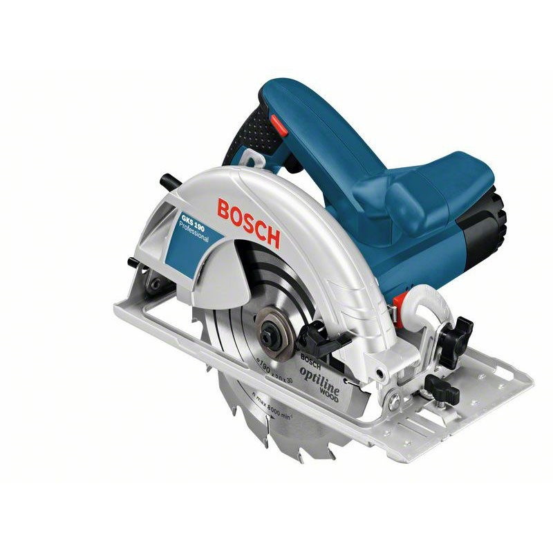 BOSCH GKS 190:   Scie circulaire GKS 190