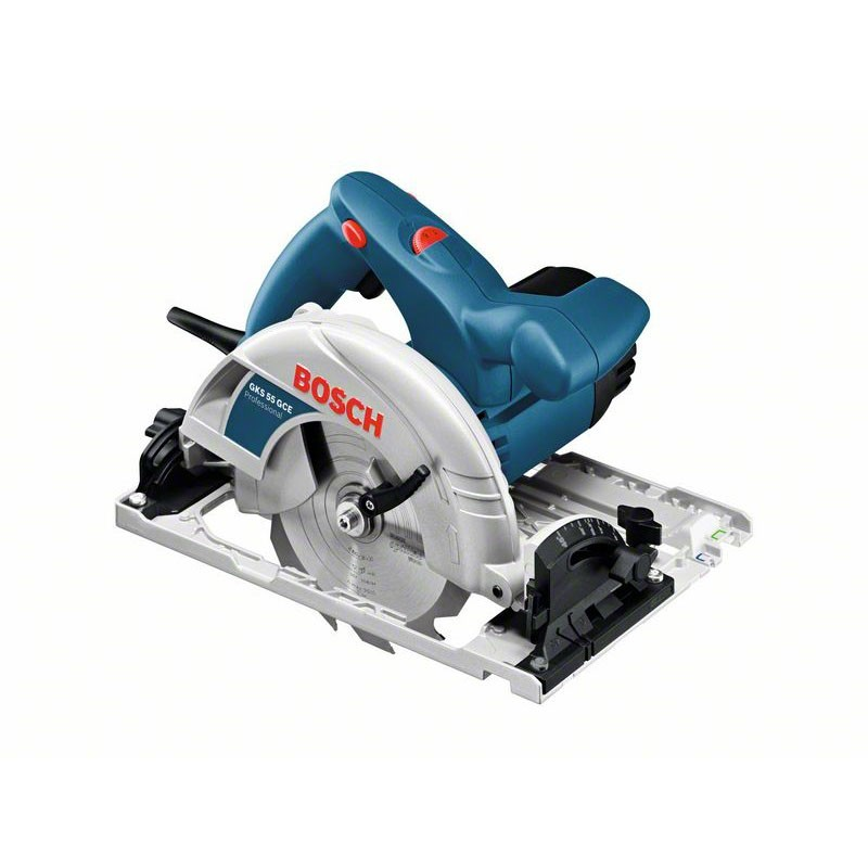 BOSCH GKS 55 GCE:   Scie circulaire GKS 55 GCE