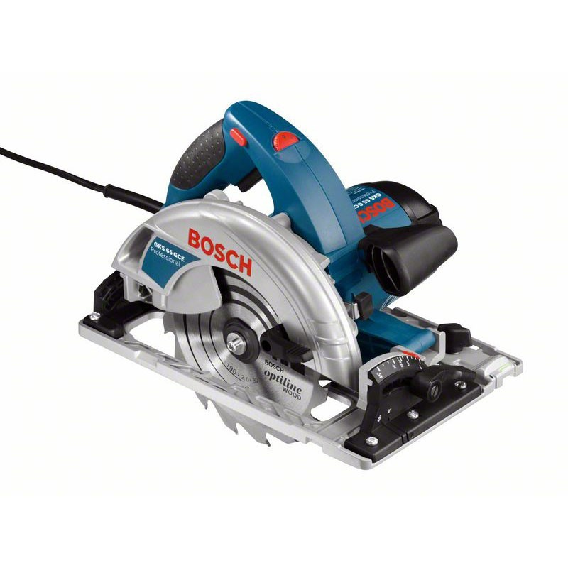 BOSCH GKS 65 GCE:   Scie circulaire GKS 65 GCE Professional