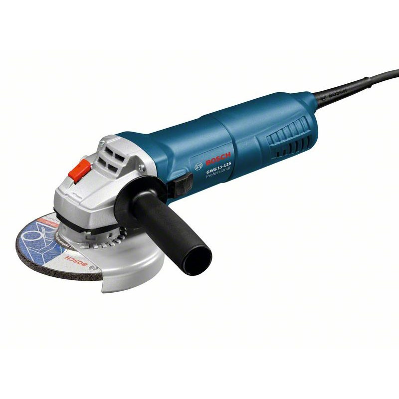 BOSCH GWS 11-125:   Meuleuses angulaires GWS 11-125 Professional - Poignee supplementaire Vibration Control - Champion Motor