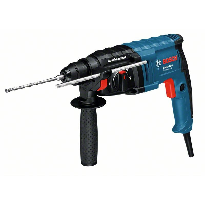 BOSCH GBH 2-20 D:   Perforateur SDS-plus GBH 2-20 D