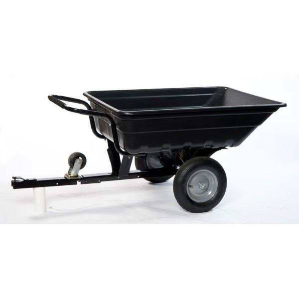 turfmaster-pct250 Jardinage Remorques Tracteur tondeuse