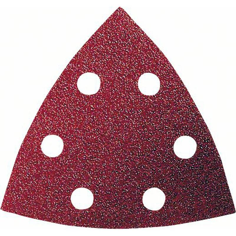 Feuilles abrasives, jeu de 6 pièces  (93 mm, 60; 120; 240)   5 unités