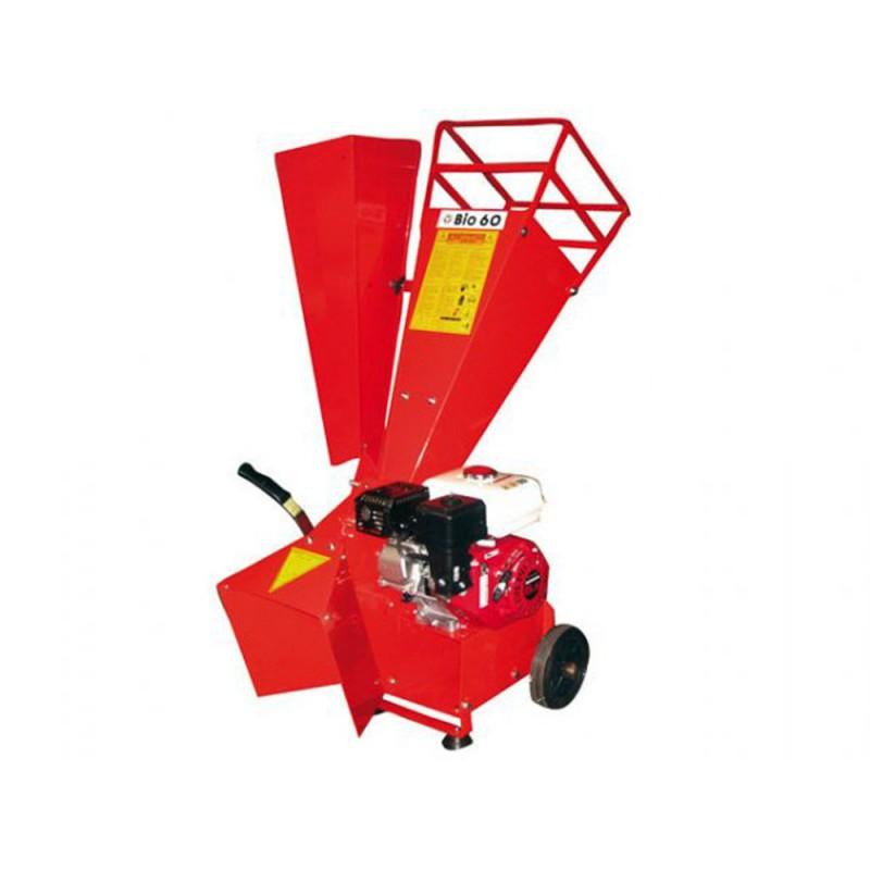 Broyeur thermique CARAVAGGI BIO 60 H6,5 - Honda GC200 pro - diamètre  5 cm