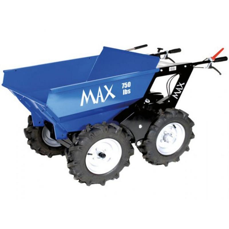 Mini-dumper Muck-Truck MAX - moteur Honda GXV160 - 4 roues motrices