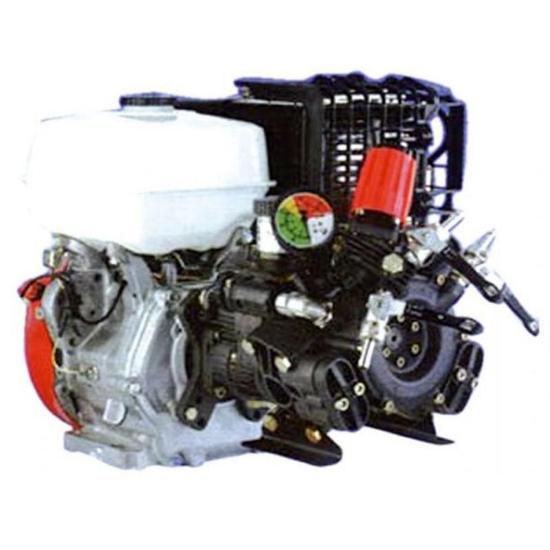 Pompe à membrane moteur Honda GX270 - 40 bar