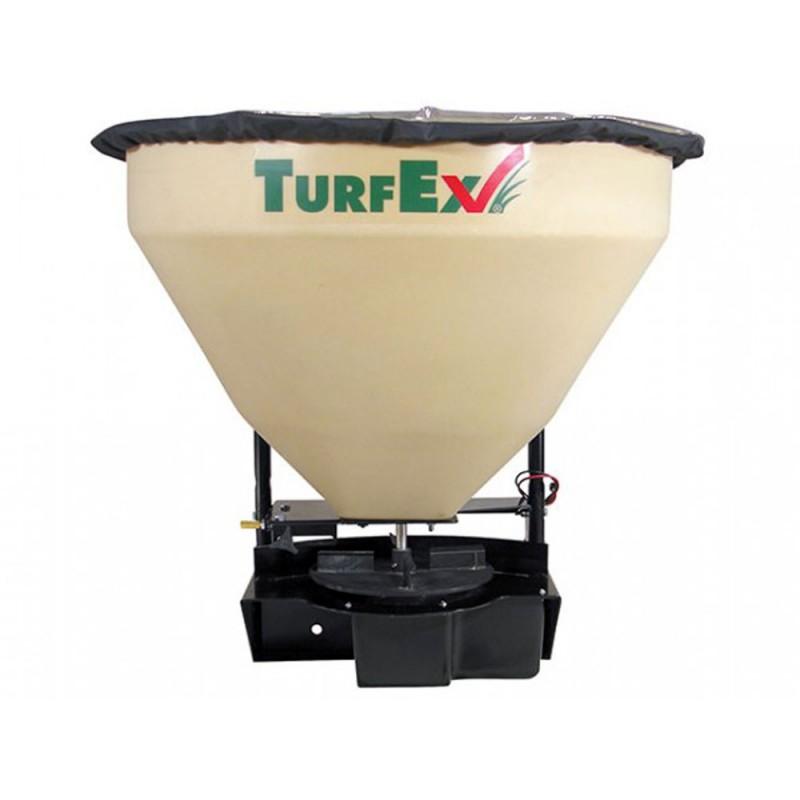 Epandeur d'engrais et de sel porté TurfEx TS300
