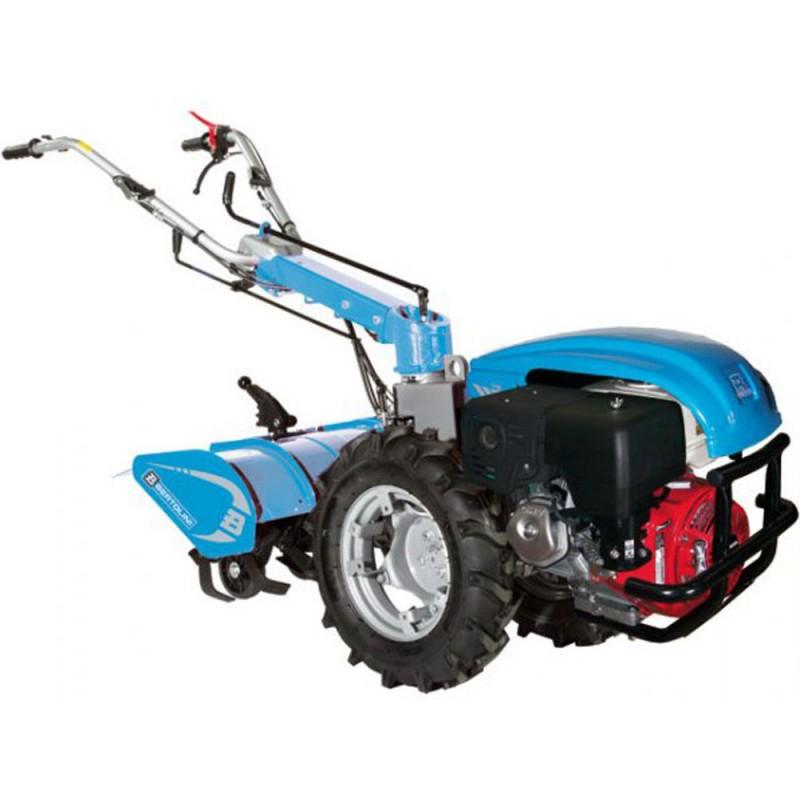 Motoculteur à essence Bertolini BER 316 H (Sans roues - sans fraise)