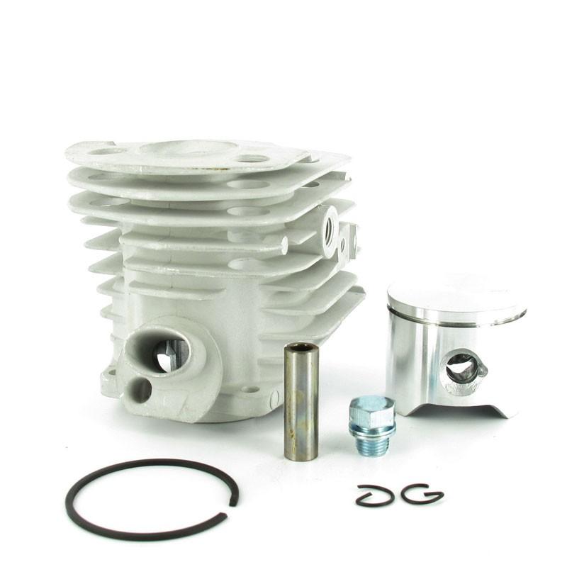 Kit Piston / Cylindre complet pour tronçonneuse Husqvarna 50 & 51