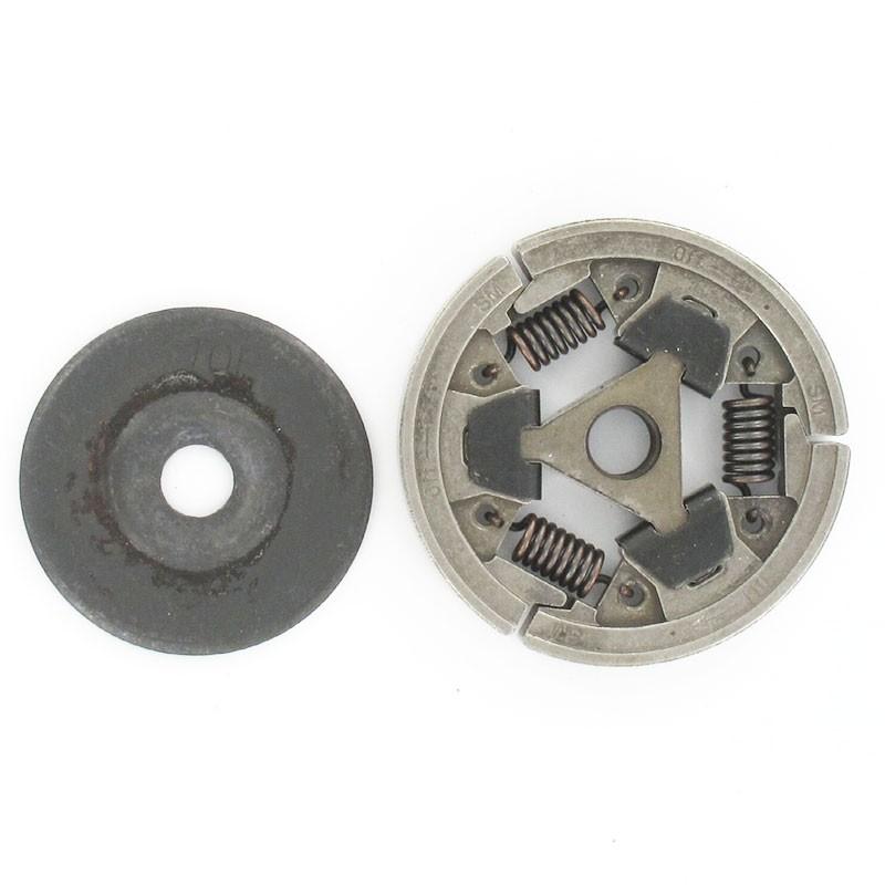 Embrayage centrifuge pour tronçonneuse Stihl modèles 044, 046, MS341, MS361, MS440, MS460