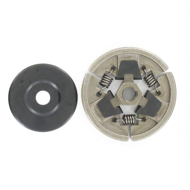 Embrayage centrifuge pour tronçonneuse Stihl modèles 064, 066, MS640