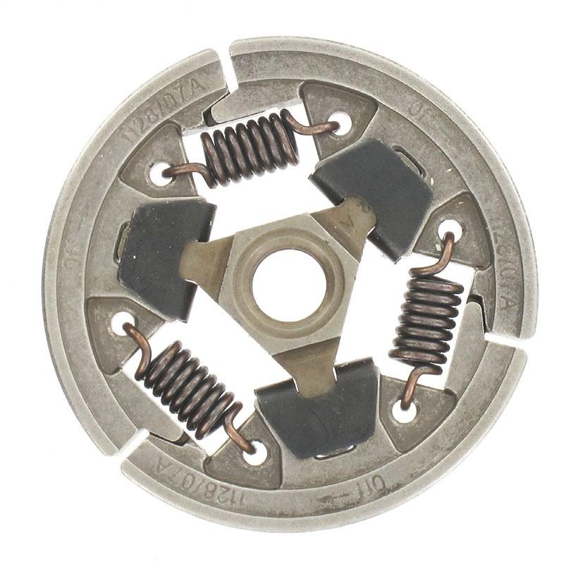 Embrayage centrifuge pour débroussailleuse Stihl modèles FS60, FS61, FS66, FS80, FS81, FS86, FS88