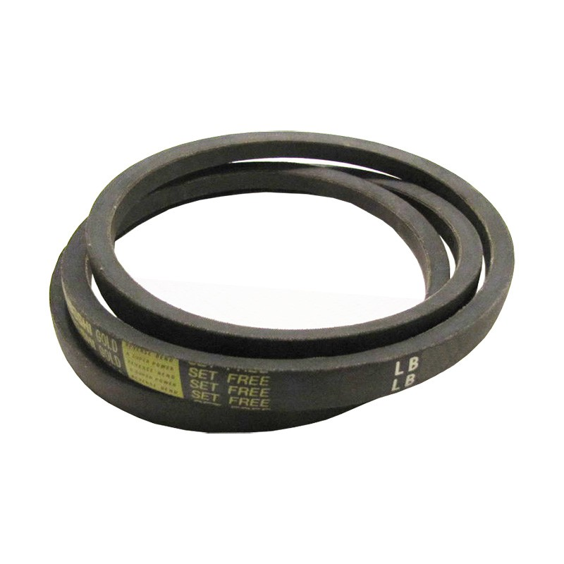 Courroie trapézoïdale LB103 - 16,5 mm x 2641 mm pour HONDA