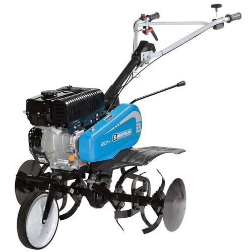 Bertolini 204 E - Motobineuse / motobèche à moteur thermique Emak K 800H