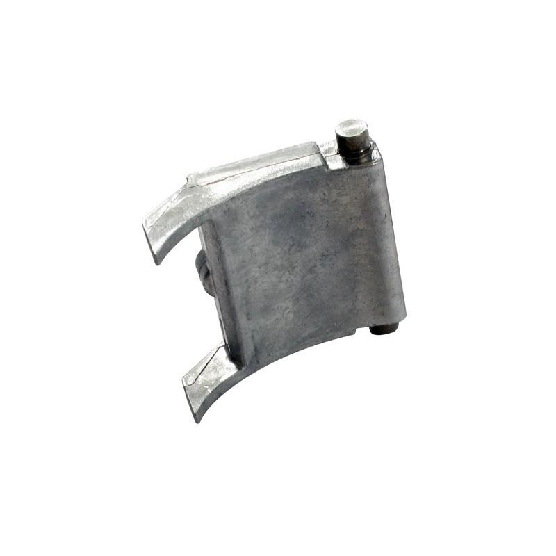 Contre-Couteau de broyeur adaptable pour AL-KO pour modèles Silentec 4000, Silentec 4000 Safety et BRILL 2000LH et 2300 ESK. Remplace origine B11555.