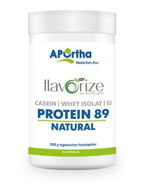 flavorize - Protein 89 NATURAL - 1000 g