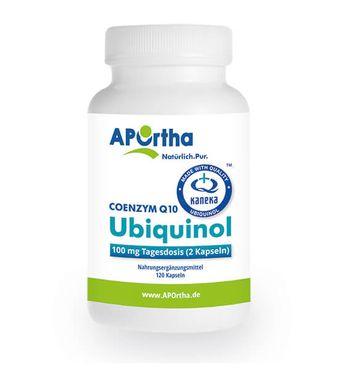 Kaneka Ubiquinol™ Coenzym Q10 - 100 mg Tagesdosis (2 Kapseln) - 120 Kapseln – Bild 1
