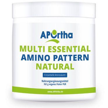 Amino Pattern Pulver pur - 362 g veganes Pulver