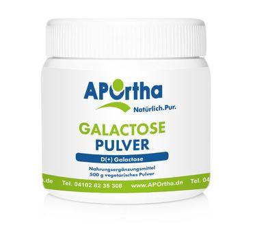 D (+) Galactose - 500 g Pulver