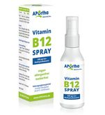 Vitamin B12 veganes Spray 500 µg Methylcobalamin - 25 ml - NEUE VERSION 001